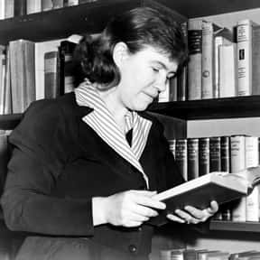 Margaret Mead is listed (or ranked) 10 on the list List of Famous Curators