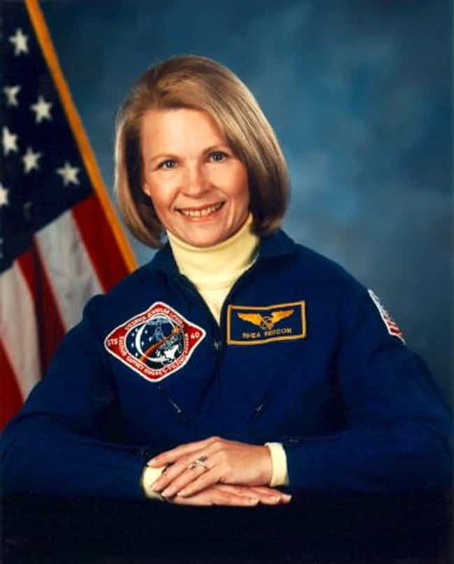 Margaret Rhea Seddon is listed (or ranked) 39 on the list Famous Female Astronauts