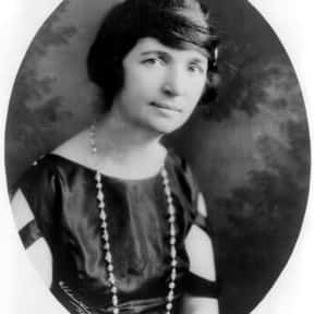 Margaret Sanger is listed (or ranked) 21 on the list Famous People In Open Marriages