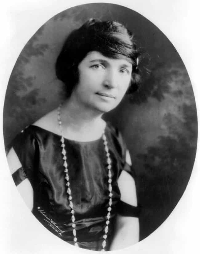 Margaret Sanger is listed (or ranked) 4 on the list Famous People Who Died of Congestive Heart Failure
