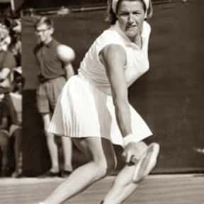 Margaret Court is listed (or ranked) 5 on the list The Greatest Women's Tennis Players of All Time