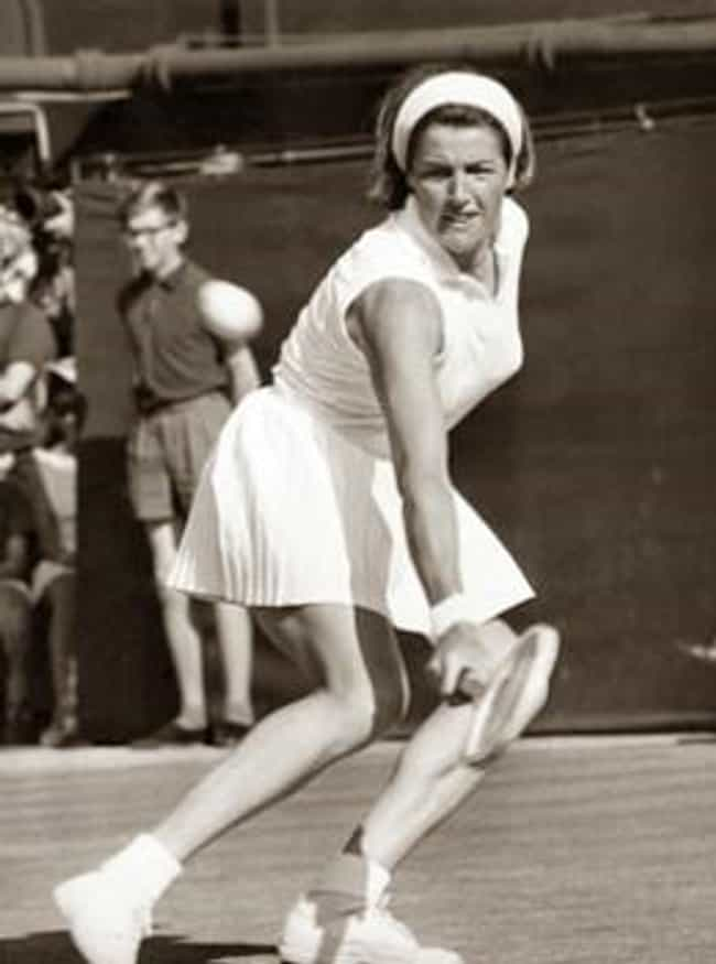 Margaret Court is listed (or ranked) 2 on the list The Best Tennis Players from Australia