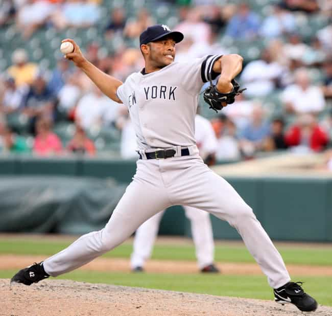 Mariano Rivera is listed (or ranked) 3 on the list The Best Athletes Who Wore #42