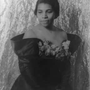 Marian Anderson is listed (or ranked) 17 on the list People On Stamps: List Of People On US Postage