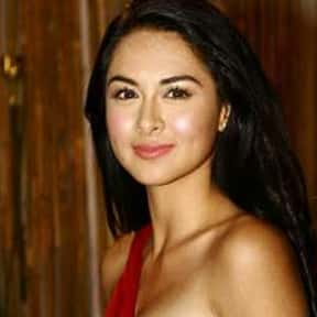 Marian Rivera is listed (or ranked) 3 on the list Famous TV Actors from Spain