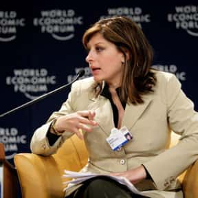 Maria Bartiromo is listed (or ranked) 24 on the list List of Famous News Presenters