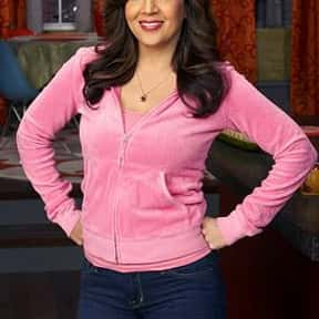 Maria Canals Barrera is listed (or ranked) 3 on the list Full Cast of Wizards Of Waverly Place: The Movie Actors/Actresses