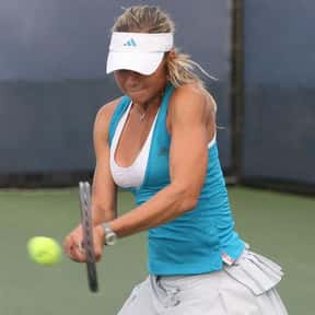 Maria Kirilenko is listed (or ranked) 13 on the list List of Famous Tennis Players