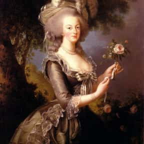 Marie Antoinette is listed (or ranked) 6 on the list List Of Executed Politicians