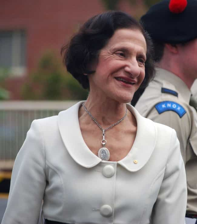 Marie Bashir is listed (or ranked) 1 on the list Famous Sydney Girls High School Alumni