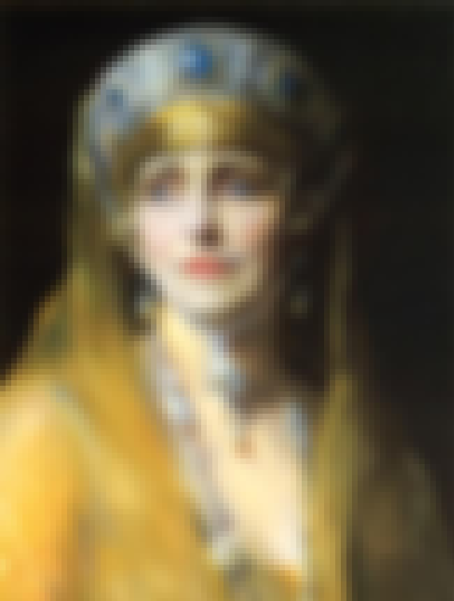 Marie of Romania is listed (or ranked) 1 on the list Members of the Hohenzollern-Sigmaringen
