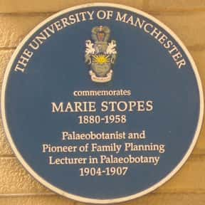 Marie Stopes is listed (or ranked) 22 on the list Famous University College London Alumni