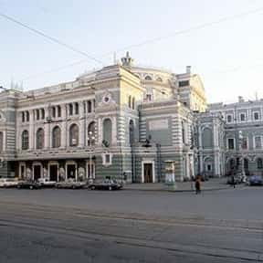 Mariinsky Theatre is listed (or ranked) 24 on the list The Top Must-See Destinations in Russia