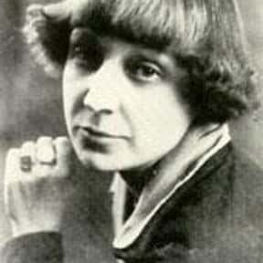 Marina Tsvetaeva is listed (or ranked) 20 on the list The Best Poets of the 20th Century