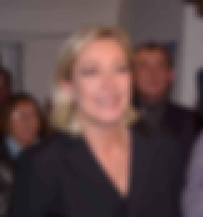 Marine Le Pen is listed (or ranked) 1 on the list Famous Pantheon-Assas University Alumni