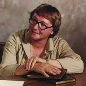 Marion Zimmer Bradley is listed (or ranked) 3 on the list The Best Ever Female Sci-Fi Authors