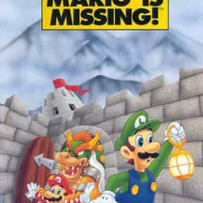 Mario Is Missing! is listed (or ranked) 1 on the list The Worst Mario Games of All Time