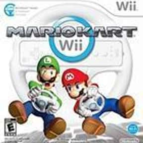 Mario Kart Wii is listed (or ranked) 15 on the list The Best Nintendo Games, Ranked