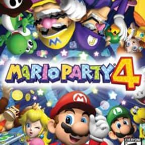 Mario Party 4 is listed (or ranked) 2 on the list The Best GameCube Party Games