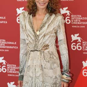 Marisa Berenson is listed (or ranked) 4 on the list Famous People Named Marisa
