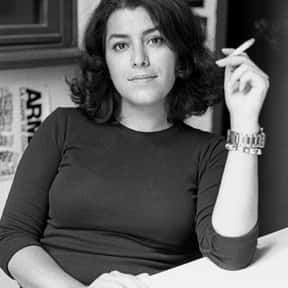Marjane Satrapi is listed (or ranked) 20 on the list The Greatest Female Film Directors