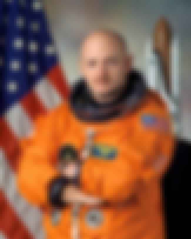 Mark Kelly is listed (or ranked) 2 on the list Famous United States Merchant Marine Academy Alumni