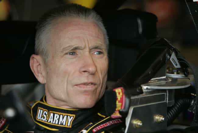 Mark Martin is listed (or ranked) 2 on the list NASCAR Drivers Who Also Fly Planes