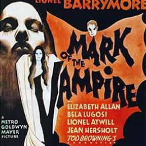 Mark of the Vampire is listed (or ranked) 22 on the list The Best '30s Horror Movies