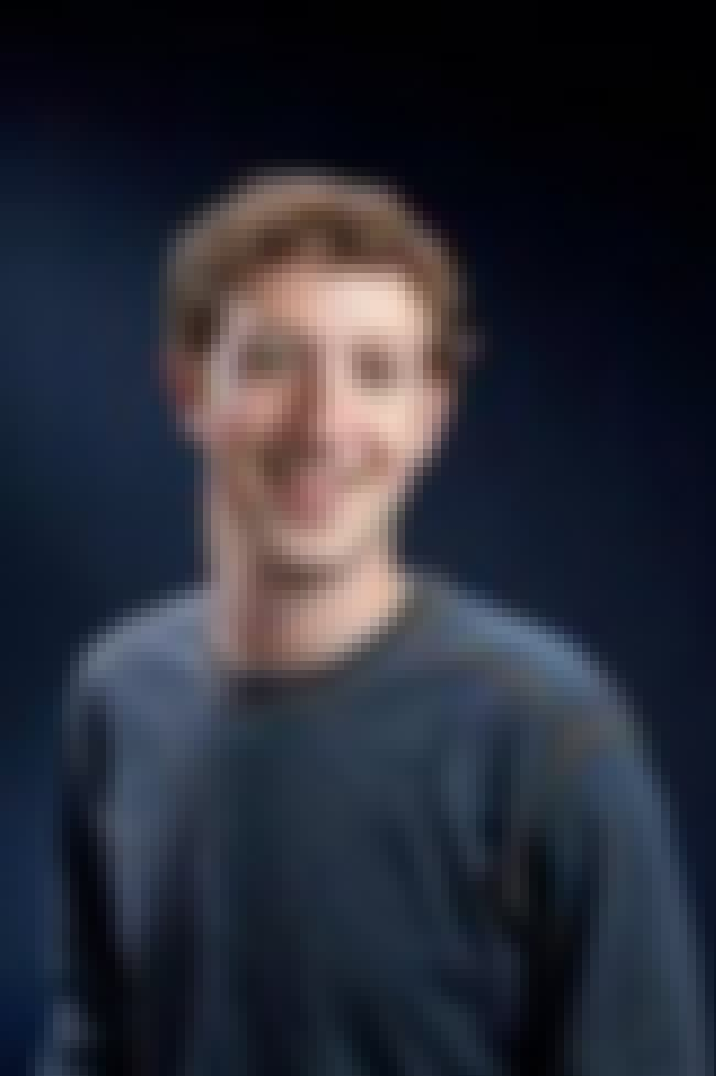 Mark Zuckerberg is listed (or ranked) 2 on the list Famous Male Programmers