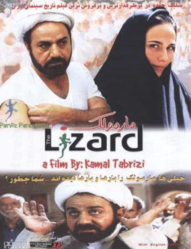 The Lizard is listed (or ranked) 2 on the list The Best Parviz Parastooyi Movies