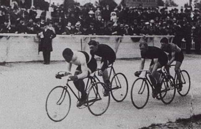 Marshall Taylor is listed (or ranked) 4 on the list Famous Male Professional Road Racing Cyclists