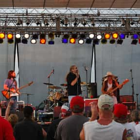 The Marshall Tucker Band is listed (or ranked) 7 on the list The Best Country Rock Bands and Artists