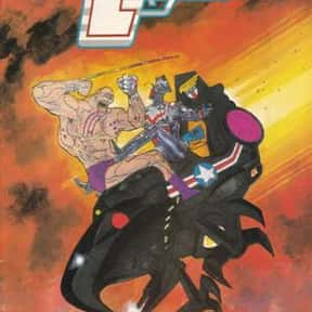 Marshal Law is listed (or ranked) 9 on the list Famous Epic Comics Titles