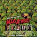 Mars Attacks! is listed (or ranked) 7 on the list The Funniest Comedy Movies About Aliens