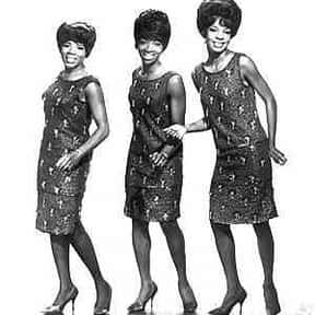 Martha and the Vandellas is listed (or ranked) 19 on the list The Best Girl Groups
