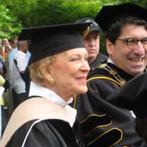 Martha R. Ingram is listed (or ranked) 11 on the list Famous Vassar College Alumni
