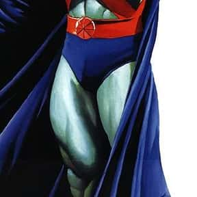 Martian Manhunter is listed (or ranked) 6 on the list The Best Members of the Justice League and JLA