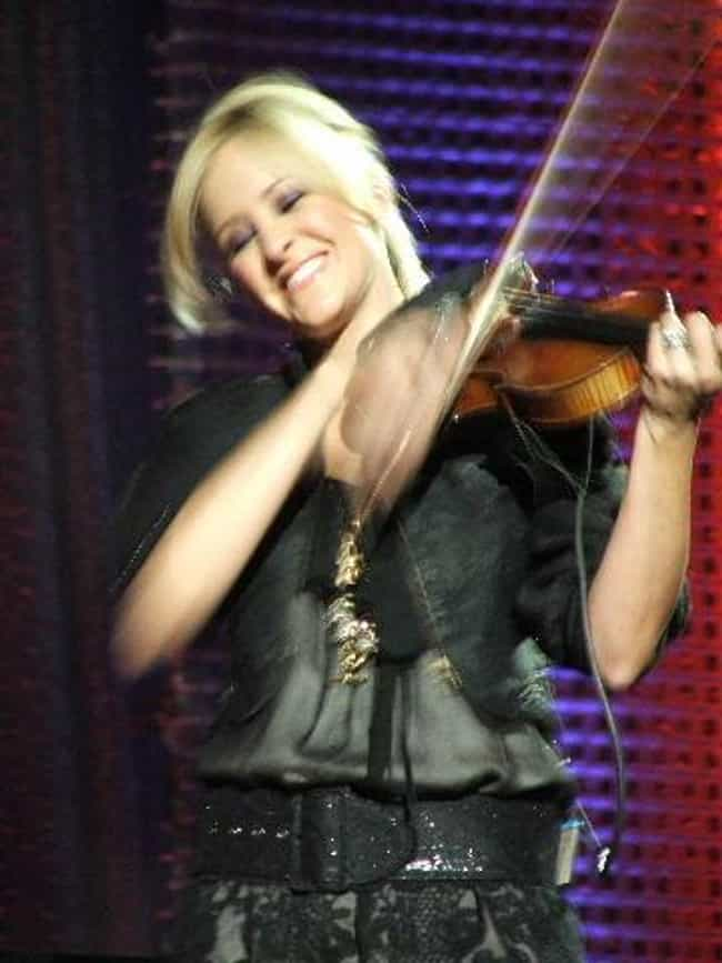 Famous Female Fiddlers