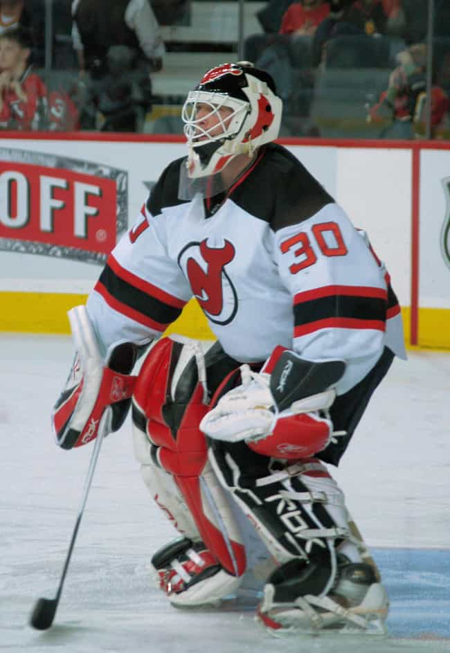 51bafbc5e Martin Brodeur is listed (or ranked) 1 on the list The Top Hockey  Goaltenders