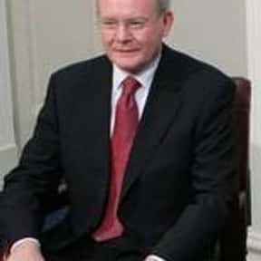 Martin McGuinness is listed (or ranked) 9 on the list TV Actors from Derry