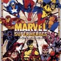 Marvel Super Heroes is listed (or ranked) 25 on the list The Best Capcom Games List