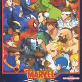 Marvel vs. Capcom: Clash of Su is listed (or ranked) 7 on the list The Best '90s Arcade Games