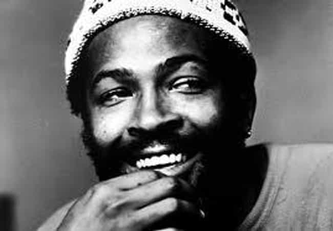Marvin Gaye is listed (or ranked) 4 on the list Famous People You Didn't Know Were Pentecostal