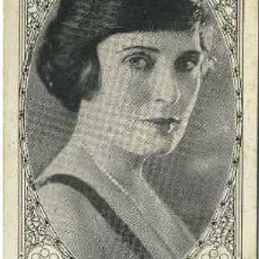 Mary Alden is listed (or ranked) 22 on the list List of Famous Silent Film Actresses
