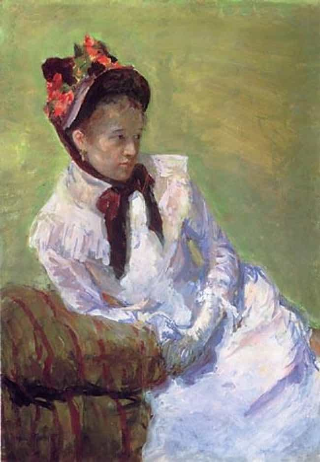 Mary Cassatt is listed (or ranked) 1 on the list Famous American Impressionism Artists