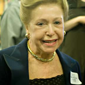 Mary Higgins Clark is listed (or ranked) 13 on the list Famous Fordham University Alumni