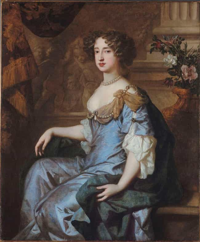 Mary II of England is listed (or ranked) 4 on the list Famous People Who Died of Smallpox