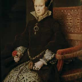 Mary I of England is listed (or ranked) 8 on the list The Most Powerful Women Of All Time