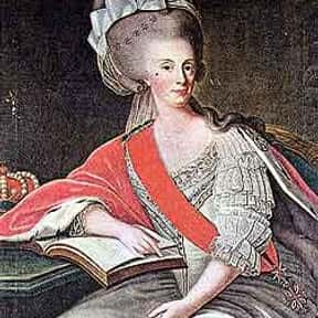 Maria I of Portugal is listed (or ranked) 19 on the list The Most Powerful Women Of All Time