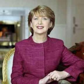 Mary McAleese is listed (or ranked) 9 on the list List of Famous Barristers